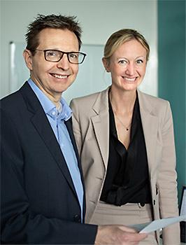 Knott Consulting Düsseldorf - Team